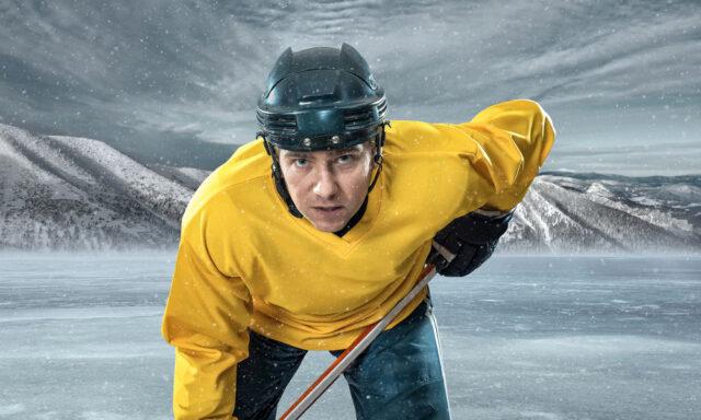 Börja med ishockey